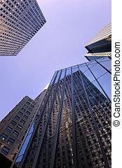 辦公室, 曼哈頓
