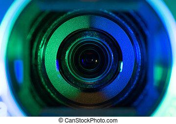 透鏡, 照像機, 影像