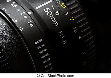 透鏡, 50mm, 攝影, 照像機, 影像