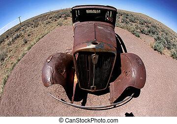 過時的汽車