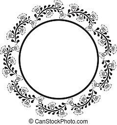 邊框, 輪