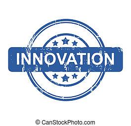 郵票, 事務, 革新