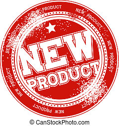 郵票, 新的產品, 矢量, grunge