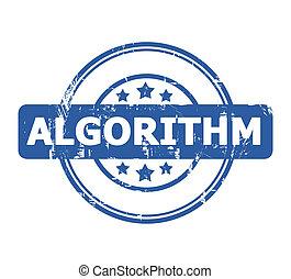郵票, algorithm