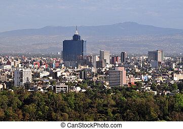 都市風景, 城市, 墨西哥