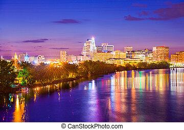 都市風景, 康涅狄格, 哈特福德