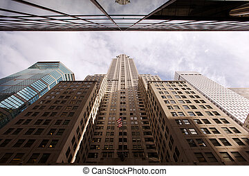 都市風景, 紐約
