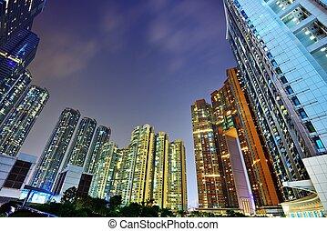 都市風景, 香港
