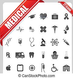 醫學, 集合, 圖象