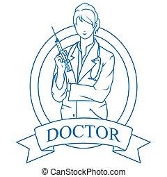 醫生。, 婦女