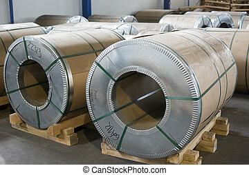 金屬, 生產, 表, 大廳, 勞易斯勞萊斯