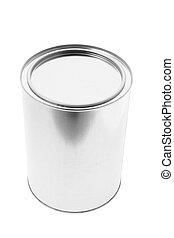 金屬, 罐子容器