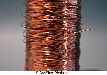 銅的電線, #2