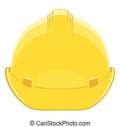 鋼盔, 建設, 被隔离