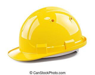 鋼盔, 建設, 黃色