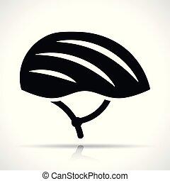 鋼盔, 白色 背景, 圖象