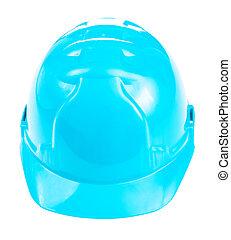 鋼盔, 藍色, 被隔离