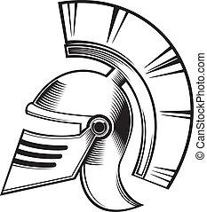 鋼盔, hoplite