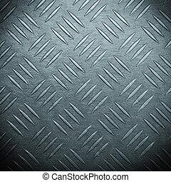 鋼, 圖案, 風格, 背景, 地板