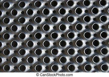 鋼, pattern., 背景