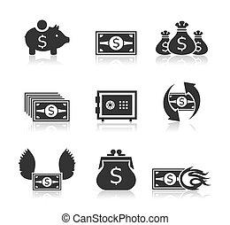 錢, icon3