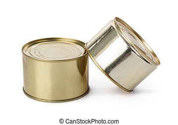 錫, 二, 罐頭
