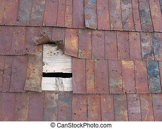 錫, 2, 屋頂