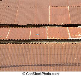 錫, grunge, 屋頂