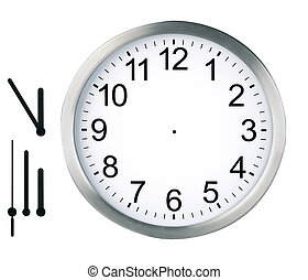 鐘, 被隔离, 輪