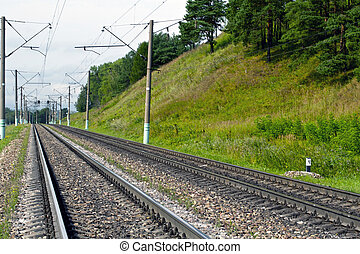 鐵路, 軌道