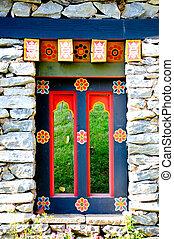門, 朝鮮, 傳統