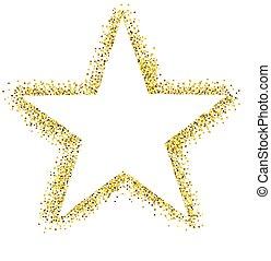 閃光, 星, 被隔离