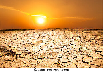 陸地, 天氣, 干旱, 熱