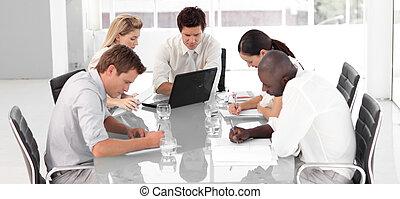 隊, 事務, 工作, 多, culutre, 年輕