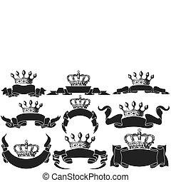 集合, 帶子, 王冠
