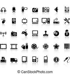集合, 影像, 圖象, 音調