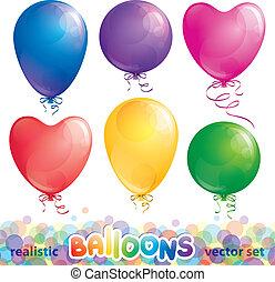 集合, 气球