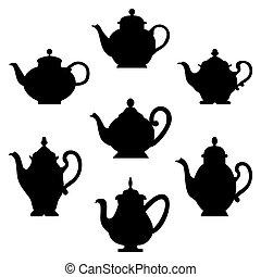 集合, 茶壺