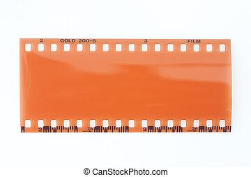 電影, 攝影, 白色, 被隔离, 背景