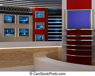 電視工作室
