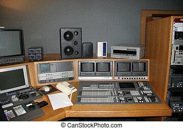 電視工作室, 畫廊
