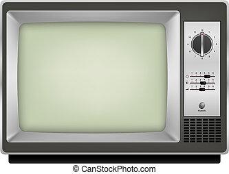 電視, 葡萄酒