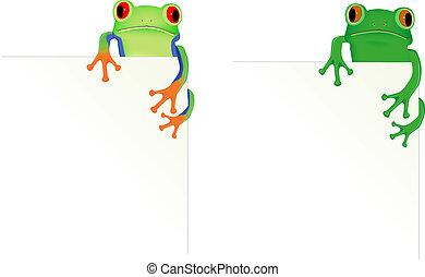 青蛙, 角落, 2, 頁