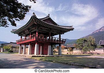 韓國語, 傳統