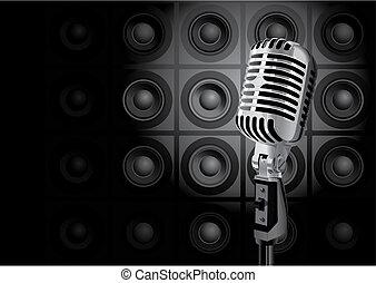 音樂, 事件, (vector)