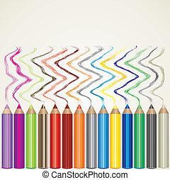 顏色背景, p, 圖畫