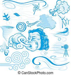 風, 彙整
