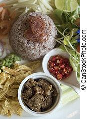 食物, 泰國