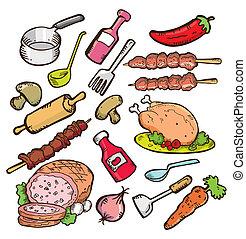 食物, 炊具