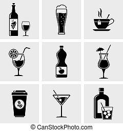 飲料, 圖象